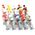 Eddy Merckx Ultimate Collection - Cyclistes figurines