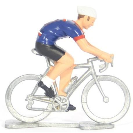 US Postal N - Miniatuur wielrennertjes