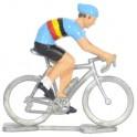 Belgische trui N - Miniatuur wielrenners