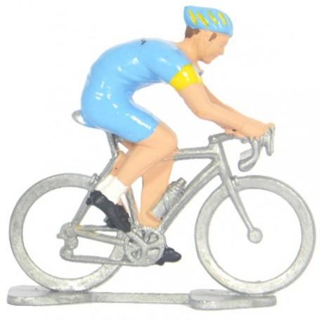 cyclistes figurines