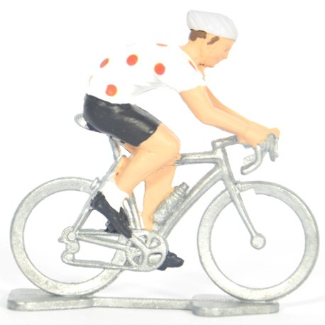 Cyclistes miniatures