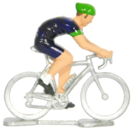 Movistar N - Miniature cycling figures