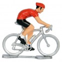 Swiss champion N - Miniature cyclist figurines