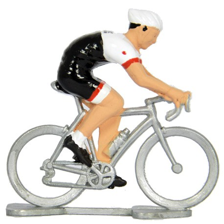 Trek Factory Racing N - figurines cyclistes miniatures