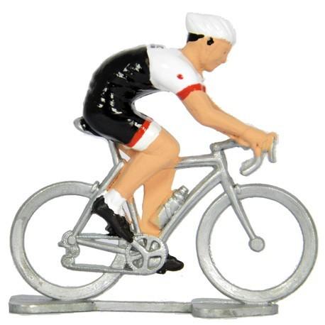 Trek Factory Racing N - miniature cycling figures