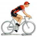 BMC 2017 - Figurines cyclistes miniatures