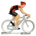 BMC N - Figurines cyclistes miniatures