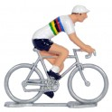 Champion du monde - Cyclistes miniatures