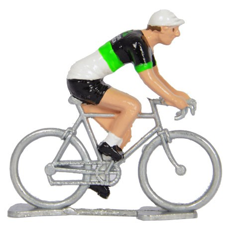 Dimension Data - Figurines cyclistes miniatures