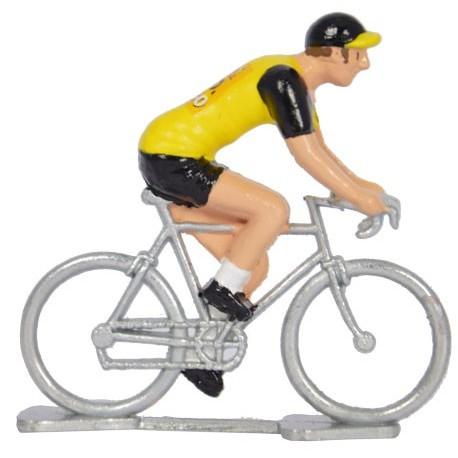 Lotto NL-Jumbo - Figurines cyclistes miniatures
