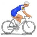 Quick Step Floors 2017 - Figurines cyclistes miniatures