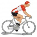 Lotto-Soudal 2015-17 - Figurines cyclistes miniatures