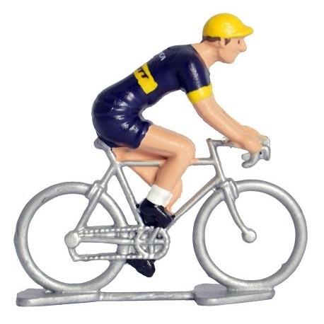 Orica - Scott - Figurines cyclistes miniatures