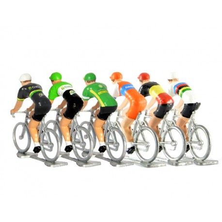 Eddy Merckx Classics Collection - miniatuur renners