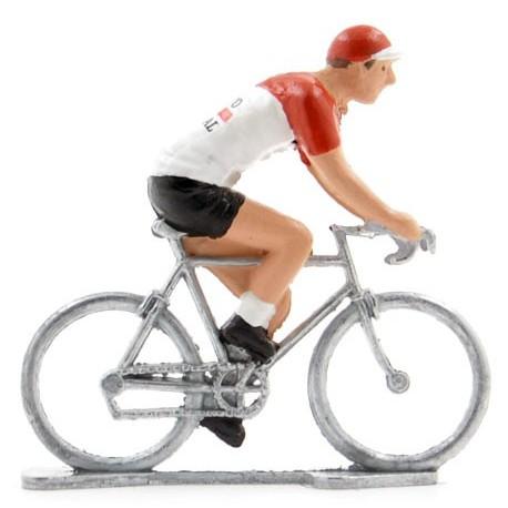 Lotto-Soudal 2018 - Figurines cyclistes miniatures