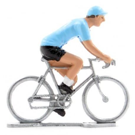 Movistar 2018 - Miniature cycling figures