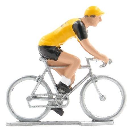 Lotto NL-Jumbo 2018 - Figurines cyclistes miniatures