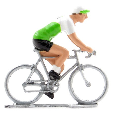 Dimension Data 2018 - Figurines cyclistes miniatures