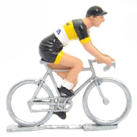 miniatuur wielrenners