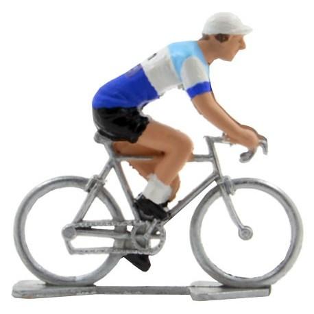 Gan-Mercier - Miniature racing cyclists