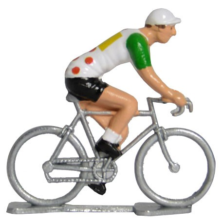 Combination jersey - Miniature cyclists