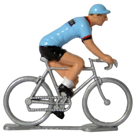 Salvarani - miniature cyclists