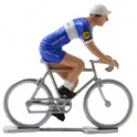 Deceuninck - Quick Step 2019 - Figurines cyclistes miniatures