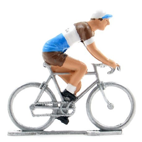 AG2R 2019 - miniature cycling figures
