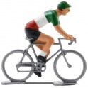 Italian champion - Miniature cyclist figurines