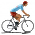 Katusha-Alpecin 2019 - Figurines cyclistes miniatures