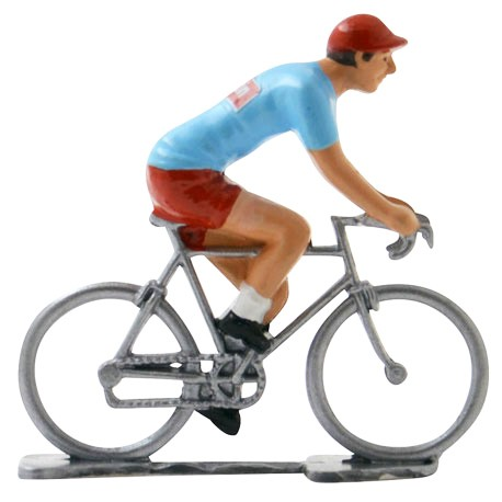Katusha-Alpecin 2019 - Miniature cycling figures