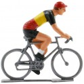 Champion de Belgique - Cyclistes miniatures