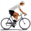 Maillot blanc - Cyclistes figurines