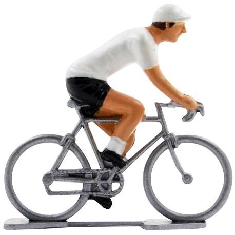 Cyclistes miniatures