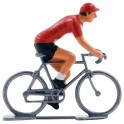 Red jersey - Miniature cycling figures