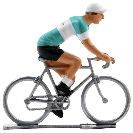 cyclistes figurines