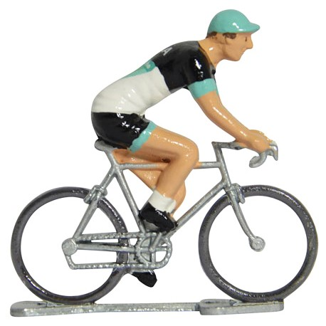 Bora Hansgrohe 2019 - Figurines cyclistes miniatures