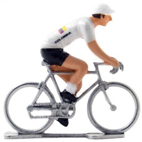 Champion de la Colombie - Cyclistes miniatures