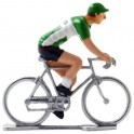 Ireland world championship - Miniature cyclist figurines