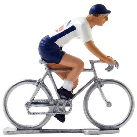Royaume-Uni Championnat du monde - Cyclistes miniatures