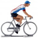 Garmin-Sharp - Miniature racing cyclists