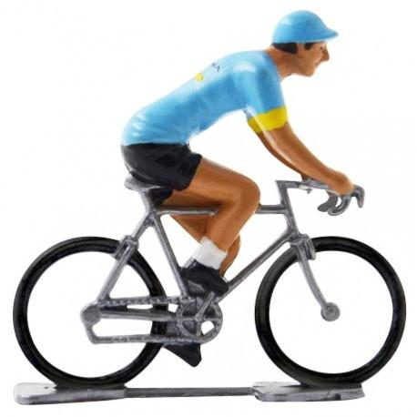 Astana 2019 K-W - Miniature cycling figures