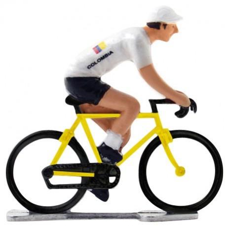 Champion de la Colombie K-WB - Cyclistes miniatures