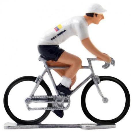 Champion de la Colombie K-W - Cyclistes miniatures