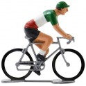Italian champion K-W - Miniature cyclist figurines