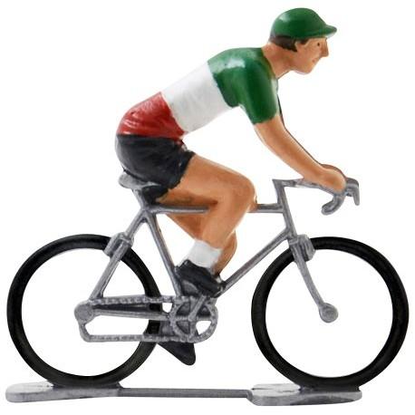 Champion d'Italie K-W - Cyclistes miniatures