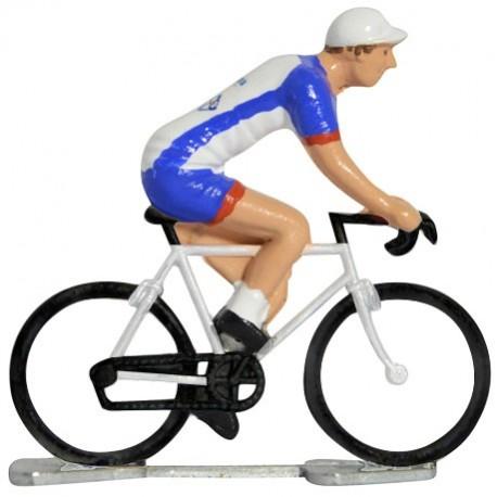 Groupama-FDJ 2019 K-WB - Figurines cyclistes miniatures