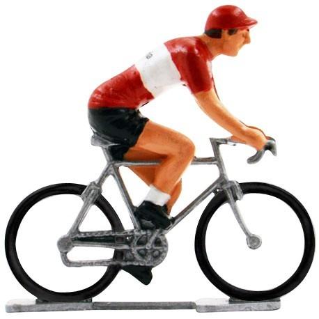 Flandria K-W - Miniature racing cyclists