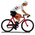 Champion du Royaume Uni K-WB - Cyclistes miniatures