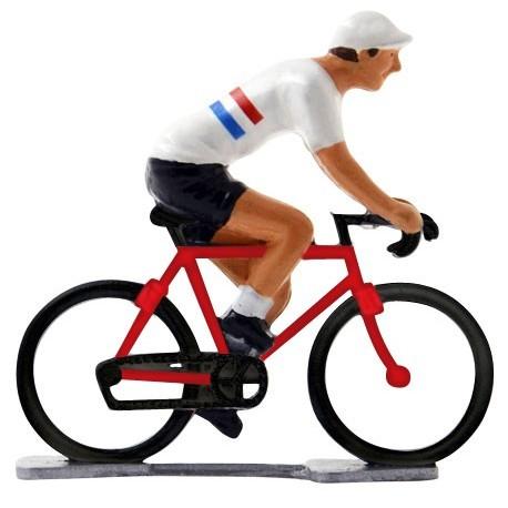 British champion K-WB - Miniature cyclist figurines